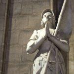 【ジャンヌダルク】フランスを助け、フランスに殺された少女!